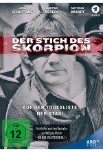 Der Stich des Skorpion DVD-Cover