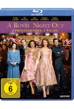 A Royal Night Out - 2 Prinzessinnen. 1 Nacht. Blu-ray-Cover