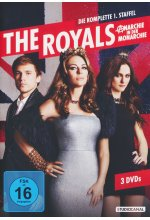 The Royals - Staffel 1  [3 DVDs] DVD-Cover