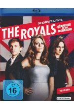 The Royals - Staffel 1  [2 BRs] Blu-ray-Cover
