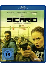 Sicario Blu-ray-Cover