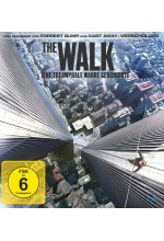 The Walk Blu-ray 3D-Cover
