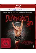 Deathgasm - Uncut  (inkl. 2D-Version) Blu-ray 3D-Cover