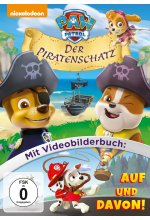 Paw Patrol - Der Piratenschatz DVD-Cover