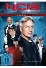 NCIS - Naval Criminal Investigate Service/Season 12.2  [3 DVDs] DVD-Cover