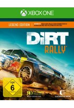 DIRT Rally (Legend Edition) Cover