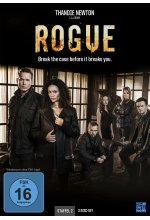 Rogue - Staffel 2  [3 DVDs] DVD-Cover
