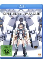 Expelled from Paradise Blu-ray-Cover