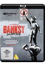Banksy Does New York Blu-ray-Cover