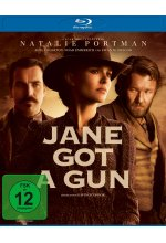 Jane Got A Gun Blu-ray-Cover