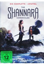 The Shannara Chronicles - Die komplette 1.Staffel  [3 DVDs] DVD-Cover