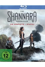 The Shannara Chronicles - Die komplette 1.Staffel  [2 BRs] Blu-ray-Cover