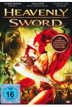 Heavenly Sword DVD-Cover