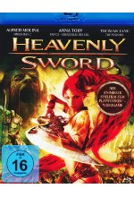 Heavenly Sword Blu-ray-Cover