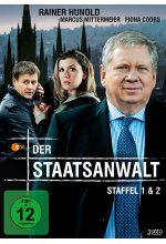Der Staatsanwalt - Staffel 1&2  [3 DVDs] DVD-Cover