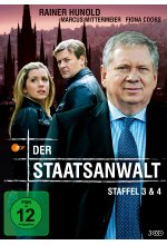 Der Staatsanwalt - Staffel 3&4  [3 DVDs] DVD-Cover