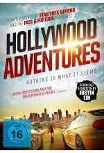 Hollywood Adventures DVD-Cover