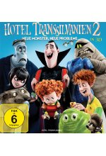 Hotel Transsilvanien 2 Blu-ray 3D-Cover