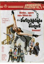 Switchblade Sister - Grindhouse Collection Vol. 2  (+ DVD) [LE] Blu-ray-Cover