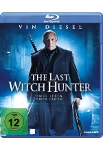 The Last Witch Hunter Blu-ray-Cover