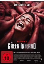 The Green Inferno  [DC] DVD-Cover