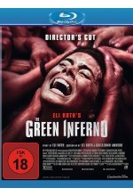 The Green Inferno  [DC] Blu-ray-Cover