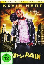 Kevin Hart - Laugh At My Pain - Theatrical Version DVD-Cover