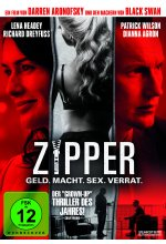 Zipper - Geld. Macht. Sex. Verrat. DVD-Cover