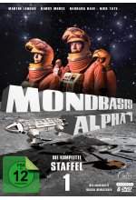 Mondbasis Alpha 1 - Staffel 1/Extended Version  [8 DVDs] DVD-Cover
