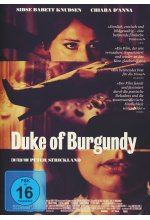 Duke of Burgundy  (OmU) DVD-Cover