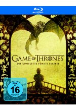 Game of Thrones - Staffel 5  [4 BRs] Blu-ray-Cover