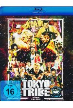 Tokyo Tribe Blu-ray-Cover
