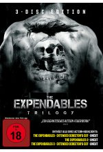 The Expendables Trilogy  [3 DVDs] DVD-Cover
