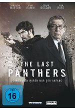The Last Panthers - Staffel 1  [2 DVDs] DVD-Cover