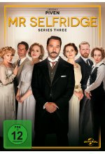 Mr. Selfridge - Staffel 3  [3 DVDs] DVD-Cover