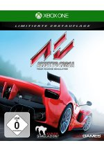 Assetto Corsa - Your Racing Simulator (Limitierte Erstauflage) Cover