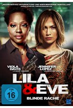 Lila & Eve - Blinde Rache DVD-Cover