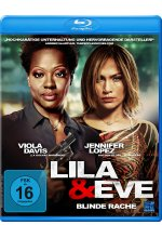 Lila & Eve - Blinde Rache Blu-ray-Cover