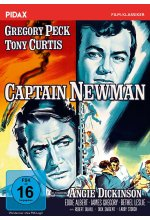 Captain Newman - PIDAX Film-Klassiker DVD-Cover