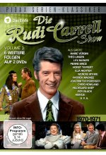 Die Rudi Carrell Show - Volume 3  [2 DVDs] DVD-Cover