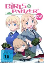 Girls & Panzer - OVA Collection DVD-Cover