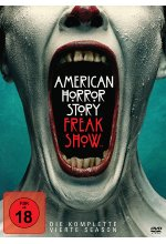 American Horror Story - Season 4  [4 DVDs] DVD-Cover