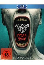 American Horror Story - Season 4  [3 BRs] Blu-ray-Cover