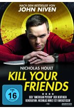 Kill your Friends DVD-Cover