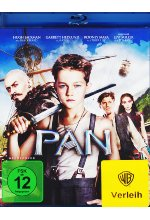 Pan Blu-ray-Cover
