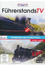 Volldampf am Furka-Pass DVD-Cover