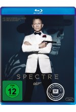 James Bond - Spectre Blu-ray-Cover