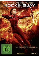 Die Tribute von Panem - Mockingjay Teil 2 DVD-Cover