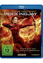 Die Tribute von Panem - Mockingjay Teil 2 Blu-ray-Cover