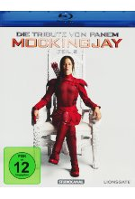 Die Tribute von Panem - Mockingjay Teil 2 Blu-ray 3D-Cover